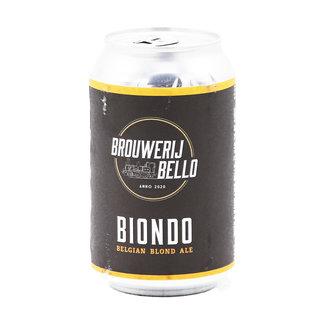 Brouwerij Bello Brouwerij Bello - Biondo (2021)