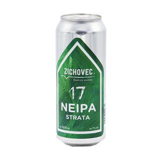 Rodinný pivovar Zichovec Rodinný pivovar Zichovec - NEIPA 17 Strata