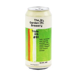 The Garden Brewery The Garden Brewery - Triple IPA #01