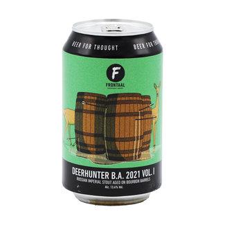Brouwerij Frontaal Brouwerij Frontaal - Deerhunter BA 2021 VOL. I