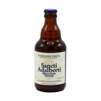 Brouwerij Egmond Brouwerij Egmond - Sancti Adalberti Egmondse Tripel
