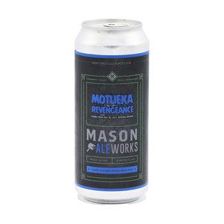 Mason Ale Works Mason Ale Works collab/ Motueka Revengeance - Motueka Revengeance
