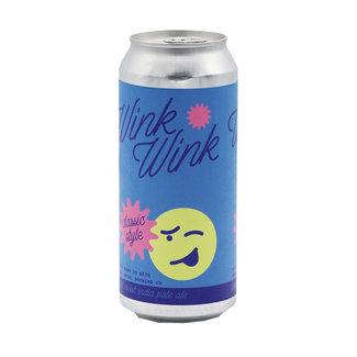 Aslin Beer Company Aslin Beer Company - Wink Wink