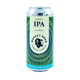 Monkey Brew Monkey Brew - Darwin IPA