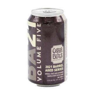 Oskar Blues Brewery Oskar Blues Brewery - BA21 Vol. 5
