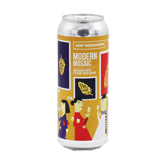 Hop Hooligans Hop Hooligans - Modern Mosaic - Extreme Swag Edition