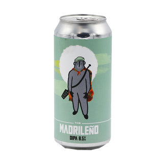 Oso Brew Co Oso Brew Co - The Madrileño: Chapter 3 (Citra, Simcoe & Mosaic)