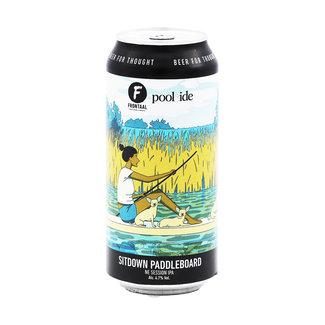 Brouwerij Frontaal Brouwerij Frontaal collab/ Poolside Brewing - Sitdown Paddleboard