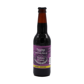 Berghoeve Brouwerij Berghoeve Brouwerij - VAT#48 Tsjuster Barrel Aged Witte Rum
