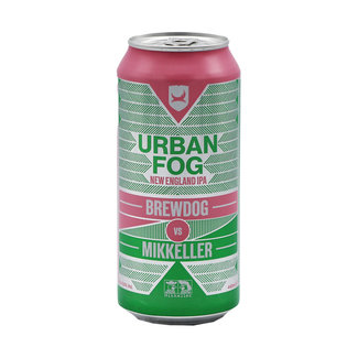 BrewDog BrewDog collab/ Mikkeller - BrewDog VS Mikkeller: Urban Fog