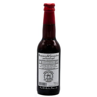 Brouwerij de Molen Brouwerij de Molen - Bommen & Granaten Port barrel aged