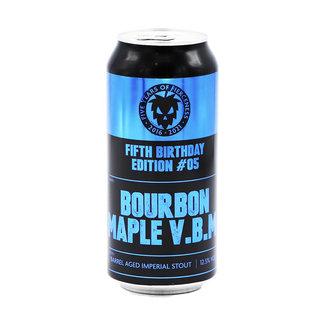 Fierce Beer Fierce Beer - Bourbon Maple Very Big Moose (5th Birthday Edition)