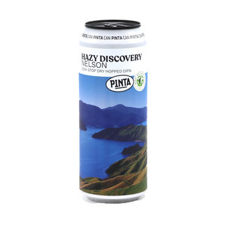 Browar Pinta Browar Pinta - Hazy Discovery Nelson