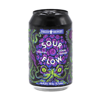 Panzer Brewery Panzer Brewery - Sour Flow Blackberry & Lime
