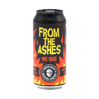 Sudden Death Brewing Co. Sudden Death - From The Ashes We Rise