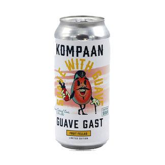 Brouwerij Kompaan Brouwerij Kompaan - Guave Gast 2021