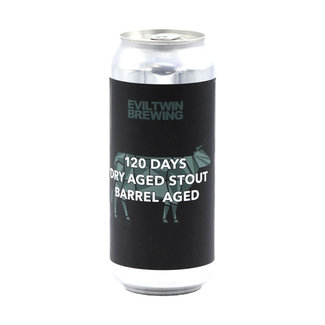Evil Twin Brewing Evil Twin Brewing - 120 Days Dry Aged Stout Barrel Aged