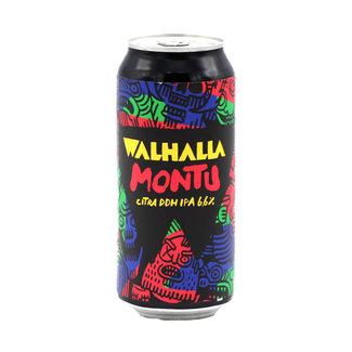 Brouwerij Walhalla Walhalla Brouwerij & Proeflokaal - Montu Citra DDH IPA