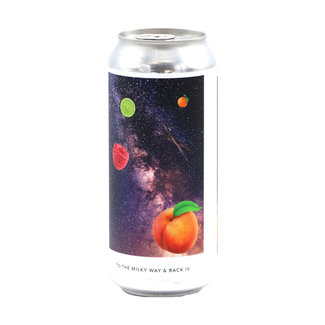 Evil Twin Brewing NYC Evil Twin Brewing NYC - TO THE MILKY WAY & BACK IV - PEACH, CLEMENTINE, RASPBERRY, LIME, VANILLA