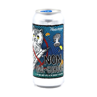 Burley Oak Brewing Company Burley Oak Brewing Company collab/ Tripping Animals Brewing Co. - Non Owl-Coholic