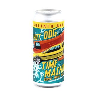 Toppling Goliath Brewing Co. Toppling Goliath Brewing Co. collab/ Hop Butcher For The World - Hot Dog Time Machine