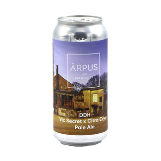 Arpus Brewing Co. Ārpus Brewing Co. - DDH Vic Secret x Citra Cryo Pale Ale
