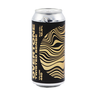 Overtone Brewing Co. Overtone Brewing Co - Twisted Sense Barrel Aged Imperial Stout