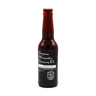 Brouwerij de Molen Brouwerij de Molen - Bommen & Granaten Hennessy cognac barrel aged