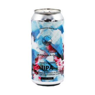 Cloudwater Brew Co. Cloudwater Brew Co. - Crystallography