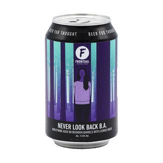 Brouwerij Frontaal Brouwerij Frontaal - Never Look Back B.A.