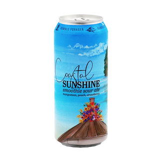 Humble Forager Brewery Humble Forager Brewery - Coastal Sunshine (v14): Mangosteen, Peach, Strawberry