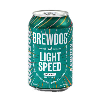 BrewDog BrewDog - Light Speed