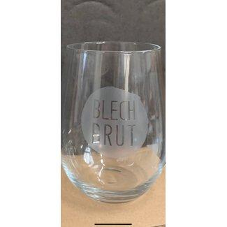 Blech Brut - Glas