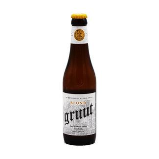 Gentse Gruut Stadsbrouwerij Gentse Gruut Stadsbrouwerij - Gruut Blond