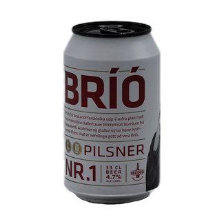 Borg Brugghús Borg Brugghús -  BRÍÓ NR.1