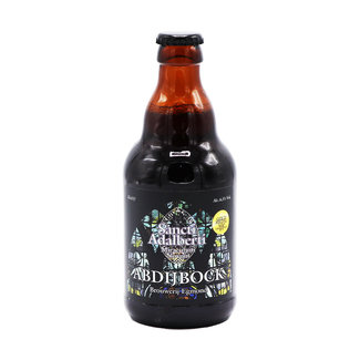 Brouwerij Egmond Brouwerij Egmond - Sancti Adalberti Abdijbock (2021)