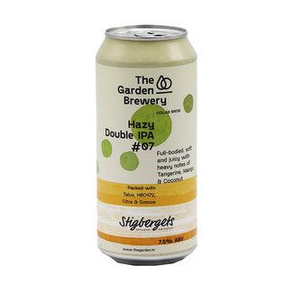 The Garden Brewery The Garden Brewery collab/ Stigbergets Bryggeri - Hazy Double IPA #07