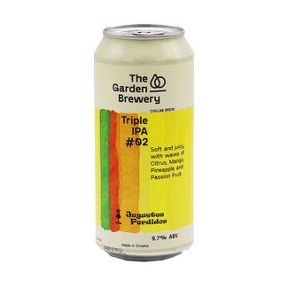 The Garden Brewery The Garden Brewery collab/ Juguetes Perdidos  - Triple IPA #02