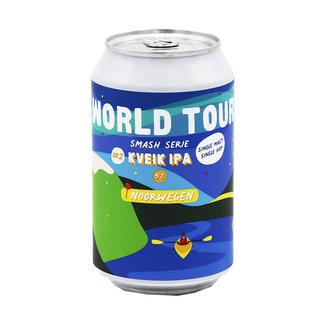 Brouwerij Eleven Brouwerij Eleven - WORLD TOUR - #2 Noorwegen