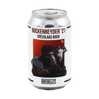 Big Belly Brewing Company Big Belly Brewing Company - BOCKENREYDER - 2021