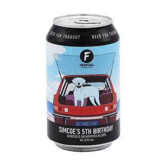 Brouwerij Frontaal Brouwerij Frontaal -  Simcoe's 5th Birthday