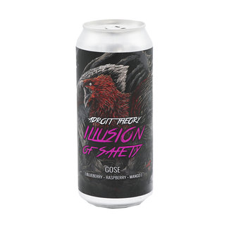 Adroit Theory Adroit Theory - Illusion of Safety [Blueberry + Raspberry + Mango] (Ghost 1041)