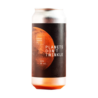Verdant Brewing Co. Verdant Brewing Co - Planets Don't Twinkle - Galaxy Single Hop DIPA