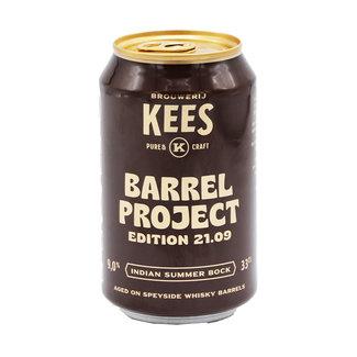 Brouwerij Kees Brouwerij Kees - Barrel Project 21.09