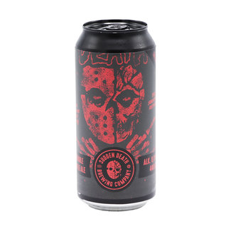Sudden Death Brewing Co. Sudden Death Brewing Co. - I Am A Goddamn Son of A Beer 2021 ( Red Edition )