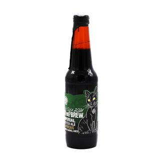Rebrew Rebrew - Cat Sìth Imperial Scotch Ale 2021. Laphroaig Whisky Barrel Aged