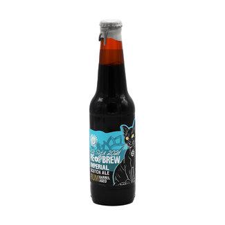 Rebrew Rebrew - Cat Sìth Imperial Scotch Ale 2021. Rum Barrel Aged