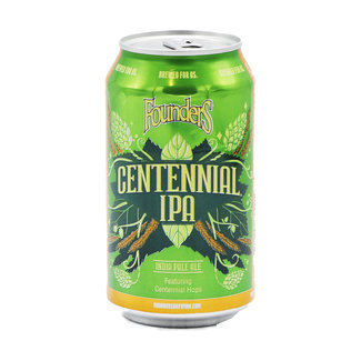 Founders Brewing Co. Founders Brewing Co. - Centennial IPA (2021)