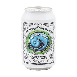 De Kromme Haring De Kromme Haring - Kayserops (Cambrian Series)