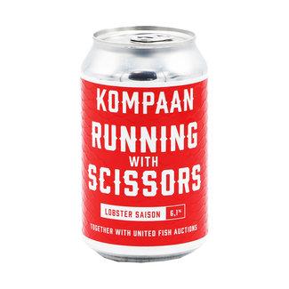 Brouwerij Kompaan KOMPAAN Dutch Craft Beer Company - Running With Scissors